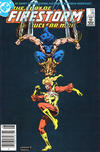 Cover Thumbnail for The Fury of Firestorm (1982 series) #26 [Newsstand]