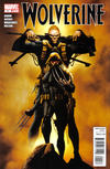 Cover for Wolverine (Marvel, 2010 series) #11