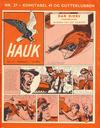Cover for Hauk (Serieforlaget / Se-Bladene / Stabenfeldt, 1955 series) #27/1957