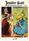 Cover for Jennifer Scott (De Lijn, 1982 series) #1 - Bestemming Oregon