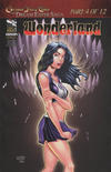 Cover for Grimm Fairy Tales: Dream Eater Saga (Zenescope Entertainment, 2011 series) #4 [Cover B]