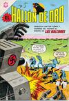 Cover for El Halcón de Oro (Editorial Novaro, 1958 series) #82