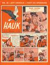 Cover for Hauk (Serieforlaget / Se-Bladene / Stabenfeldt, 1955 series) #25/1957