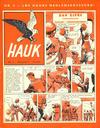 Cover for Hauk (Serieforlaget / Se-Bladene / Stabenfeldt, 1955 series) #6/1957
