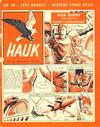 Cover for Hauk (Serieforlaget / Se-Bladene / Stabenfeldt, 1955 series) #10/1957