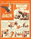 Cover for Hauk (Serieforlaget / Se-Bladene / Stabenfeldt, 1955 series) #11/1957