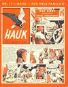 Cover for Hauk (Serieforlaget / Se-Bladene / Stabenfeldt, 1955 series) #13/1957