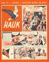 Cover for Hauk (Serieforlaget / Se-Bladene / Stabenfeldt, 1955 series) #15/1957