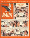 Cover for Hauk (Serieforlaget / Se-Bladene / Stabenfeldt, 1955 series) #18/1957