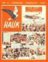 Cover for Hauk (Serieforlaget / Se-Bladene / Stabenfeldt, 1955 series) #16/1957