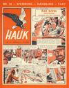 Cover for Hauk (Serieforlaget / Se-Bladene / Stabenfeldt, 1955 series) #24/1957