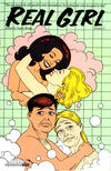 Cover for Real Girl (Fantagraphics, 1990 series) #5