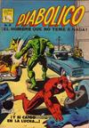 Cover for Diabólico (Editora de Periódicos La Prensa S.C.L., 1966 series) #50