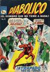 Cover for Diabólico (Editora de Periódicos La Prensa S.C.L., 1966 series) #61