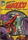 Cover for Diabólico (Editora de Periódicos La Prensa S.C.L., 1966 series) #22