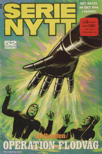 Cover Thumbnail for Serie-nytt [delas?] (Semic, 1970 series) #9/1972