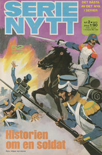 Cover Thumbnail for Serie-nytt [delas?] (Semic, 1970 series) #2/1973