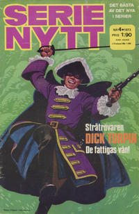Cover Thumbnail for Serie-nytt [delas?] (Semic, 1970 series) #4/1973