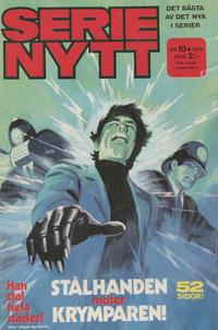 Cover Thumbnail for Serie-nytt [delas?] (Semic, 1970 series) #10/1973