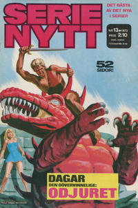 Cover Thumbnail for Serie-nytt [delas?] (Semic, 1970 series) #13/1973