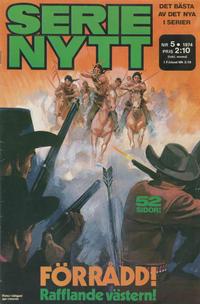 Cover Thumbnail for Serie-nytt [delas?] (Semic, 1970 series) #5/1974