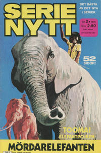 Cover Thumbnail for Serie-nytt [delas?] (Semic, 1970 series) #2/1975