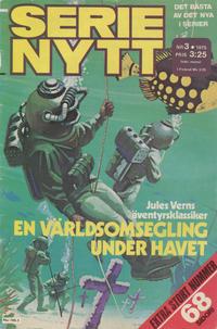 Cover Thumbnail for Serie-nytt [delas?] (Semic, 1970 series) #3/1975