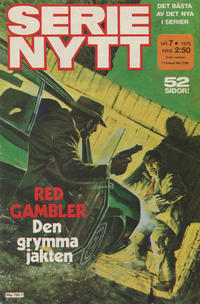Cover Thumbnail for Serie-nytt [delas?] (Semic, 1970 series) #7/1975