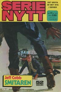 Cover Thumbnail for Serie-nytt [delas?] (Semic, 1970 series) #17/1975