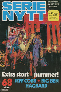 Cover Thumbnail for Serie-nytt [delas?] (Semic, 1970 series) #21/1975