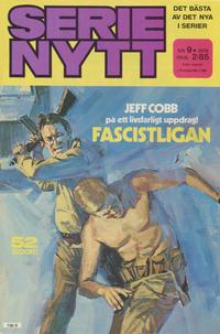Cover Thumbnail for Serie-nytt [delas?] (Semic, 1970 series) #9/1976