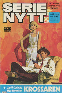 Cover Thumbnail for Serie-nytt [delas?] (Semic, 1970 series) #19/1976
