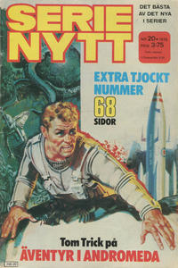 Cover Thumbnail for Serie-nytt [delas?] (Semic, 1970 series) #20/1976