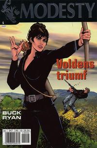 Cover Thumbnail for Modesty (Hjemmet / Egmont, 2004 series) #6
