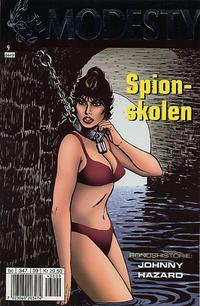 Cover Thumbnail for Modesty (Hjemmet / Egmont, 2004 series) #9