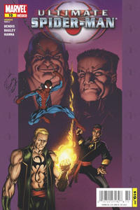 Cover Thumbnail for Ultimate Spider-Man (Editorial Televisa, 2007 series) #10
