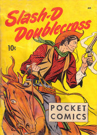 Cover Thumbnail for Slash-D Doublecross (St. John, 1950 series)