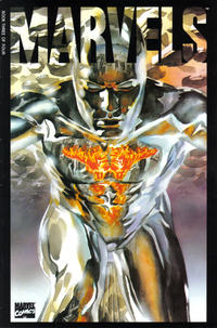 Cover Thumbnail for Marvels (Marvel, 1994 series) #3 [Second Printing]