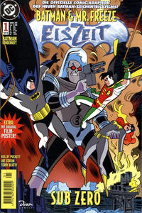 Cover for Batman Sonderheft (Dino Verlag, 1998 series) #1 [Variant-Cover-Edition]