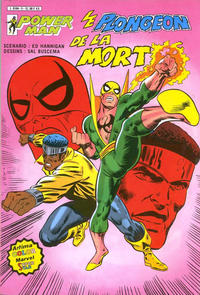 Cover Thumbnail for Power Man (Arédit-Artima, 1981 series) #5