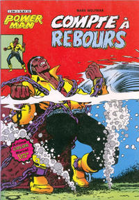 Cover Thumbnail for Power Man (Arédit-Artima, 1981 series) #3