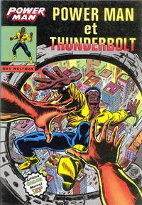 Cover Thumbnail for Power Man (Arédit-Artima, 1981 series) #2