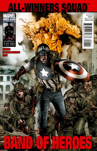 Cover Thumbnail for All-Winners Squad: Band of Heroes (Marvel, 2011 series) #1