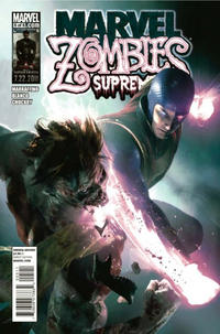 Cover Thumbnail for Marvel Zombies Supreme (Marvel, 2011 series) #5