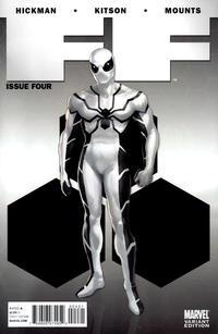 Cover Thumbnail for FF (Marvel, 2011 series) #4 [Djurdjevic]