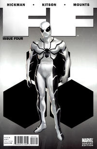 Cover Thumbnail for FF (Marvel, 2011 series) #4 [Djurdjevic]
