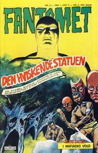 Cover Thumbnail for Fantomet (Semic, 1976 series) #6/1984