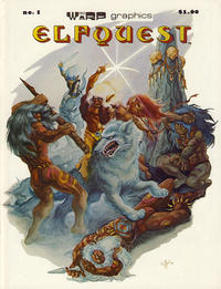 Cover Thumbnail for ElfQuest (WaRP Graphics, 1978 series) #1 [$1.00 first printing]