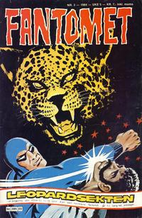 Cover Thumbnail for Fantomet (Semic, 1976 series) #3/1984