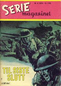 Cover Thumbnail for Seriemagasinet (Serieforlaget / Se-Bladene / Stabenfeldt, 1951 series) #8/1976